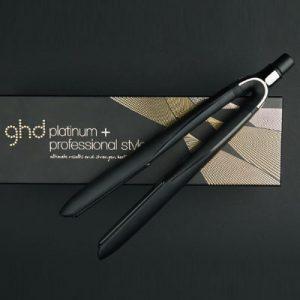 ghd platinum+ black styler