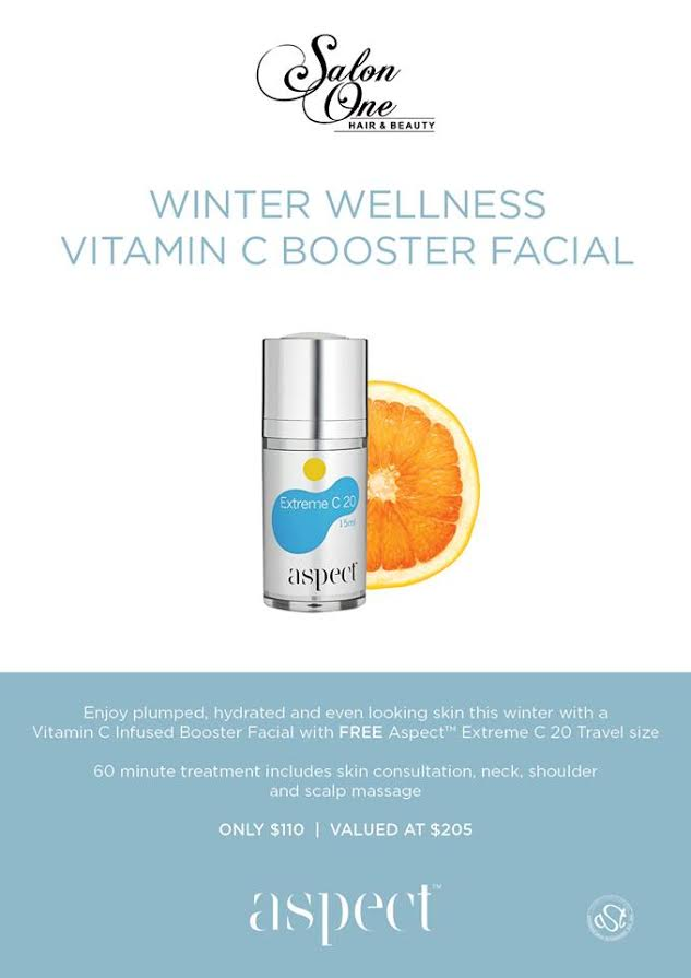 Aspect Vitamin C Booster Facial,