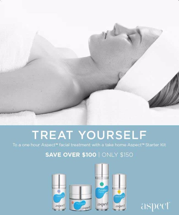 Aspect Facial Offer