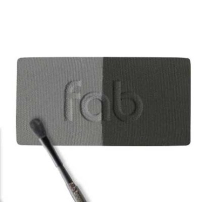 Fab Brows Duo, Slate and Black