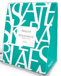 Kerastase Resistance Travel Pack