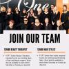 Salon One Vacancy