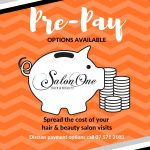 Prepay Salon One