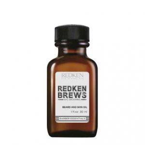 Redken Brews Beard Softener and Skin Oil for Men