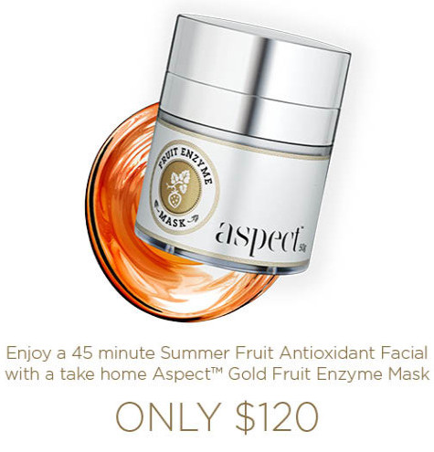 Aspect Summer Fruit Antioxidant Facial