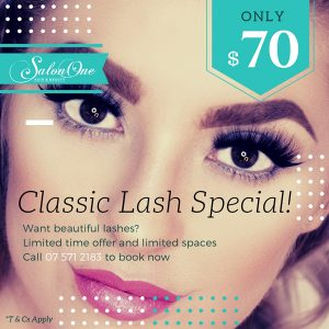 Classic Lash Offer
