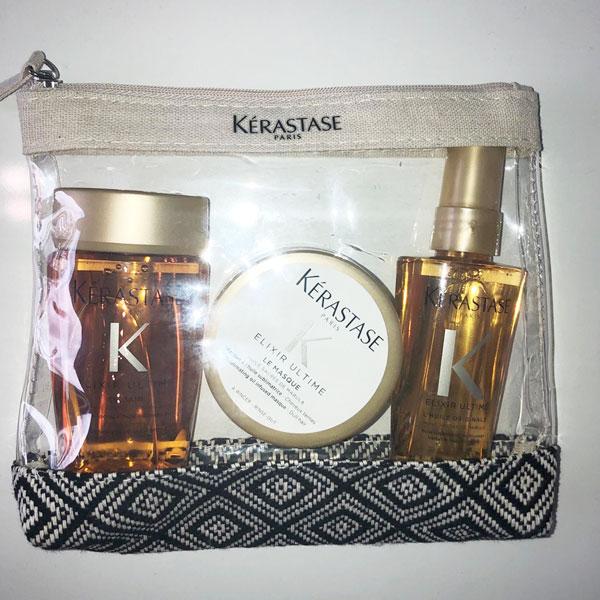 KERASTASE Ultime Travel Kit
