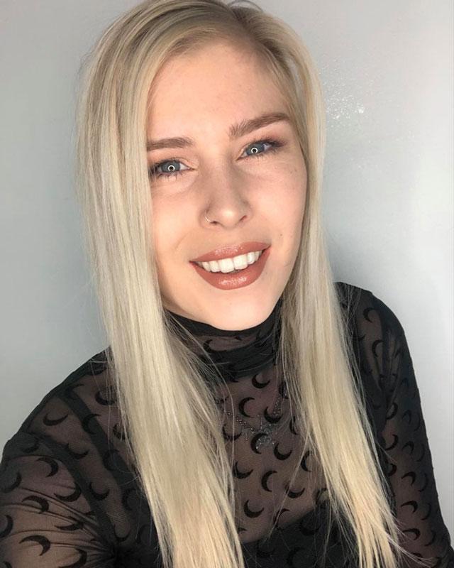 Hannah Salon One Stylist